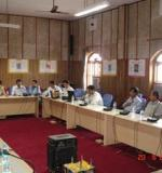 Orientation of Manipur SACS Officals
